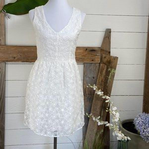 Eight Sixty Lace Summer Dress Pre Loved